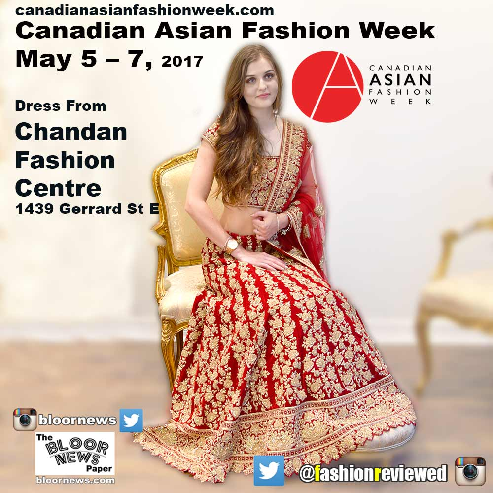 Open Casting Call For CANADIAN ASIAN FASHION WEEK
